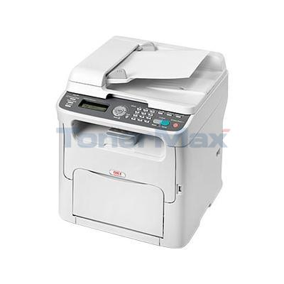 Okidata MC160 Color MFP